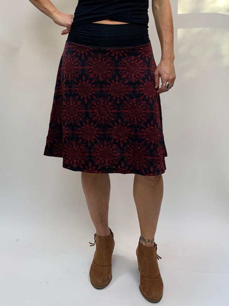 Zahara Band Skirt, Star Crossed