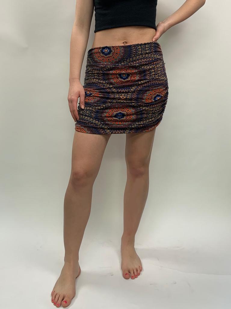Zahara Bayla Skirt, Mystic Circles