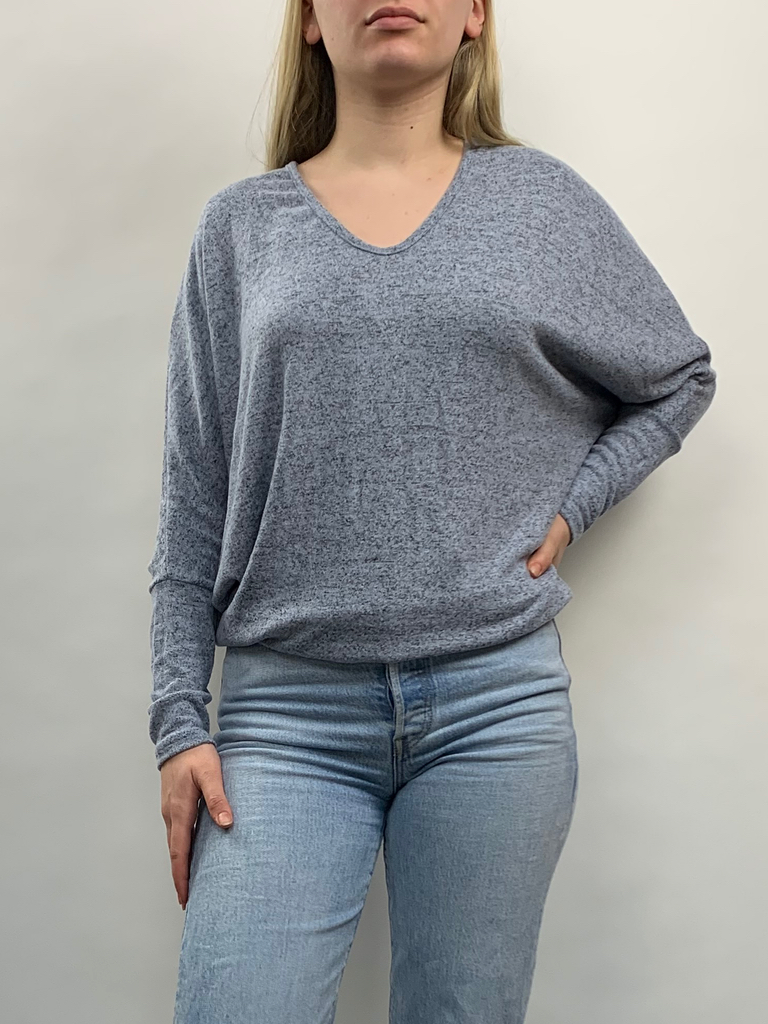GCBLove LIghtweight Sweater Dolman Top