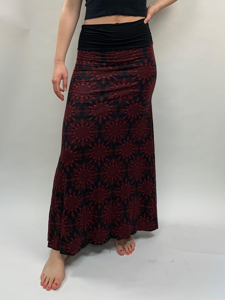Zahara Thai Maxi Skirt, Star Crossed