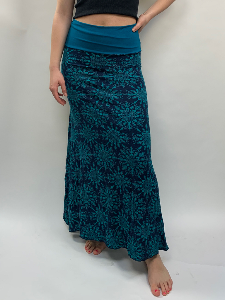 Zahara Thai Maxi Skirt, Star Crossed
