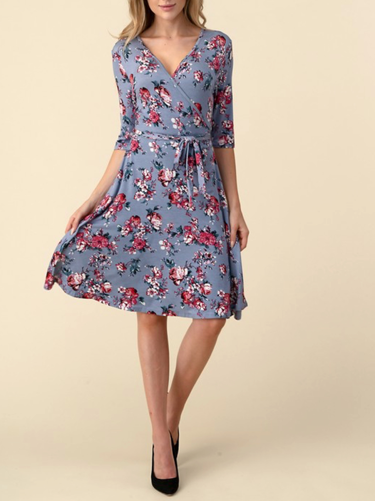 GCBLove Tea Cup Rose Dress