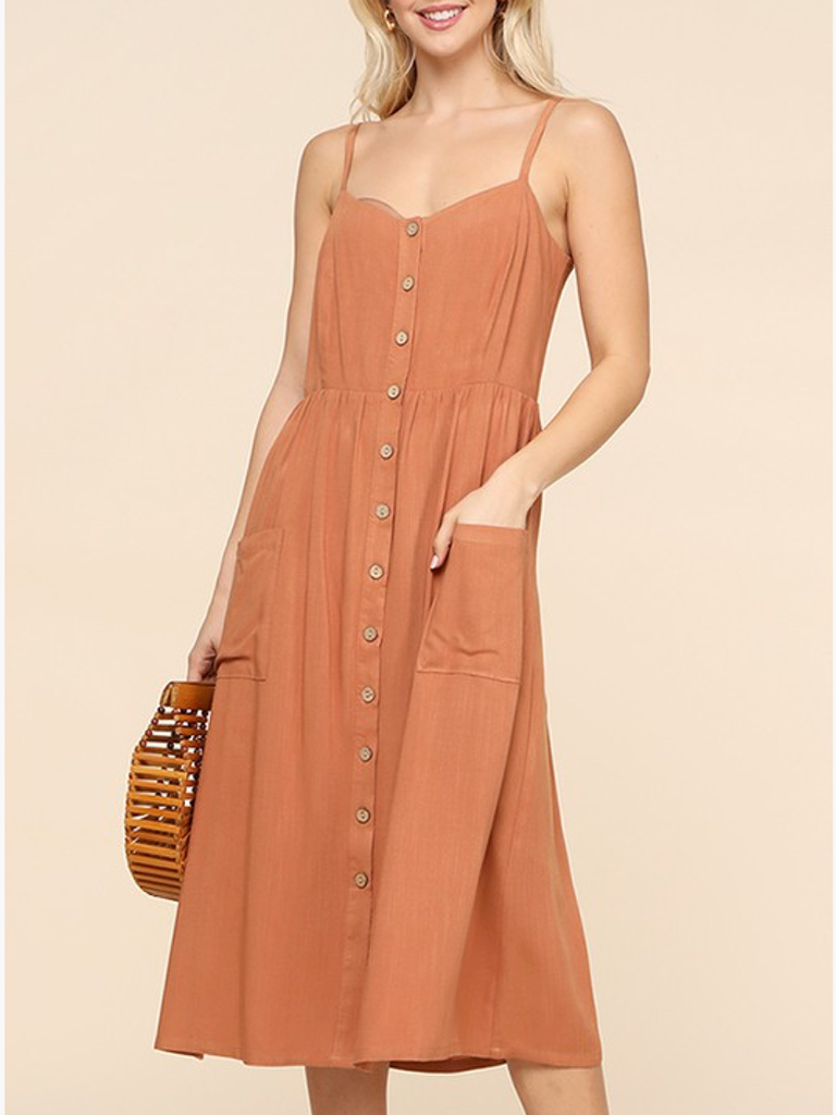 Be Cool In The Meadow Dress