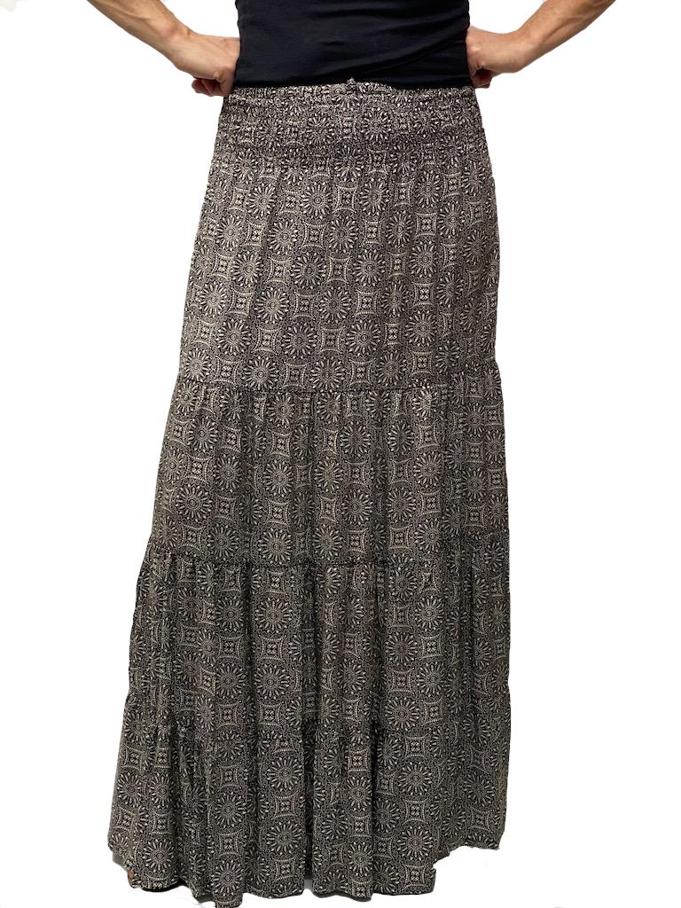 Zahara Meadow Skirt, Eclipse