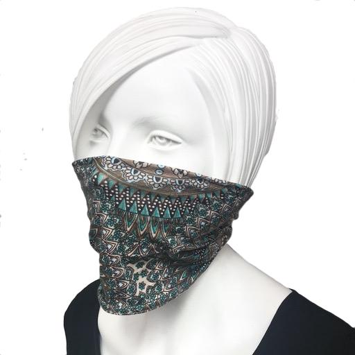 Zahara Headband, Mystic Circles
