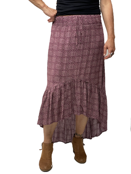 Zahara Barbados Skirt, Eclipse