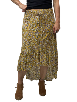 Zahara Barbados Skirt, Flower Fields