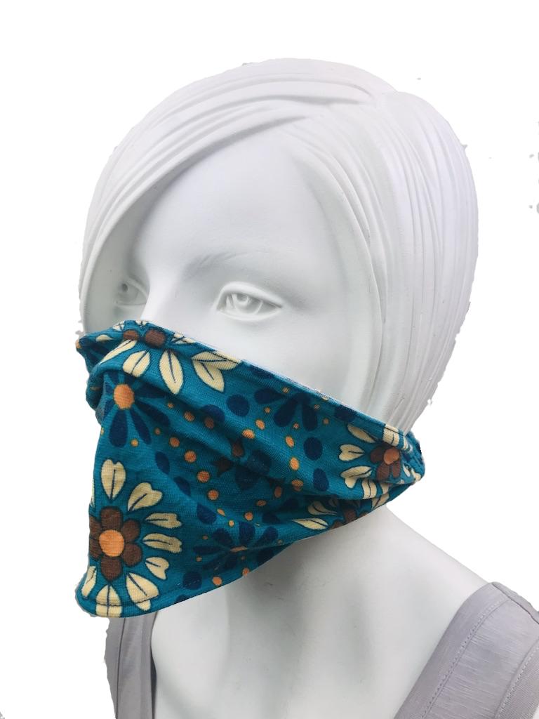 Zahara Headband, Vintage Floral