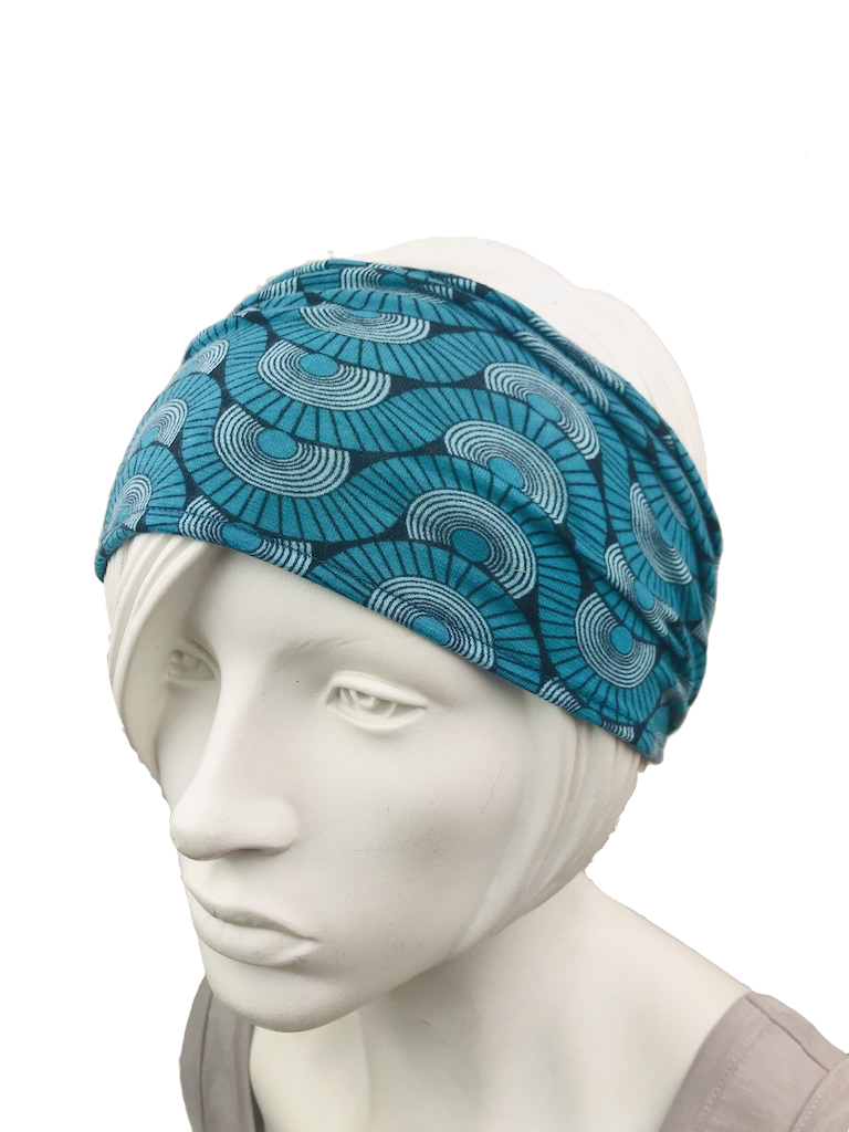 Gypsy Chic Headband, Retro