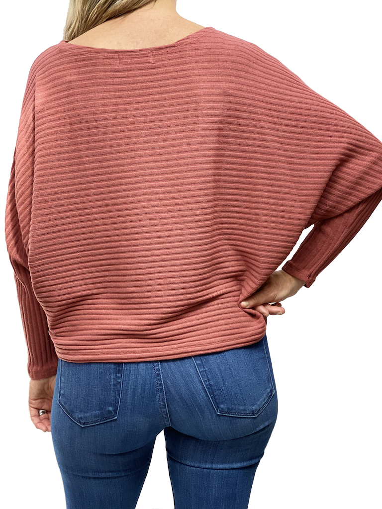 GCBLove Perfect Ribbed Dolman Top