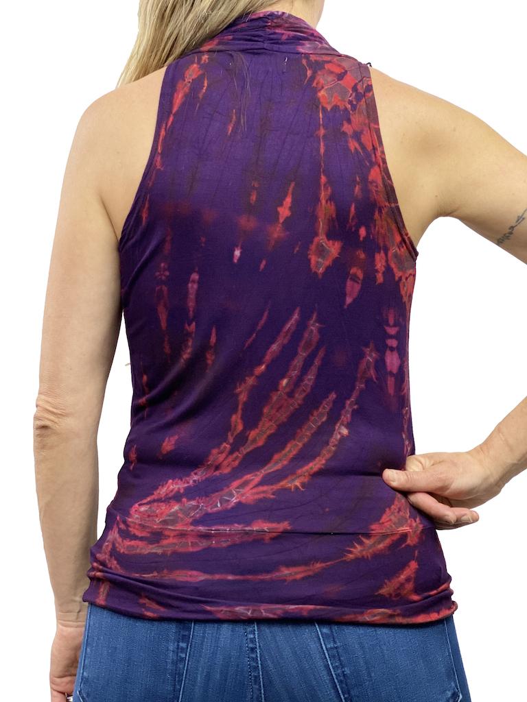 Zahara Tie Dye X Over Top