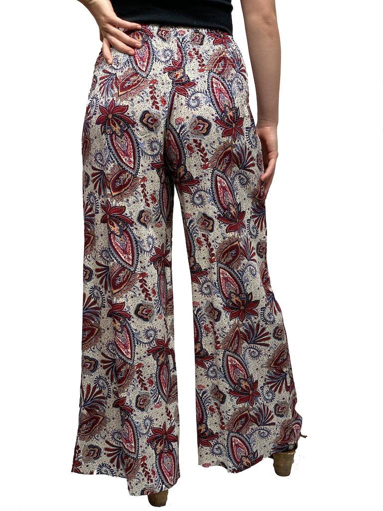 Zahara Mexicali Pants, Wild Garden