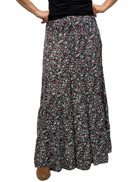 Zahara Meadow Skirt, Flower Fields
