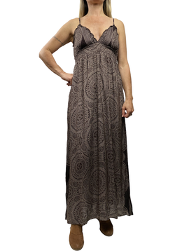 Zahara Whimsical Maxi Dress, India Dreams
