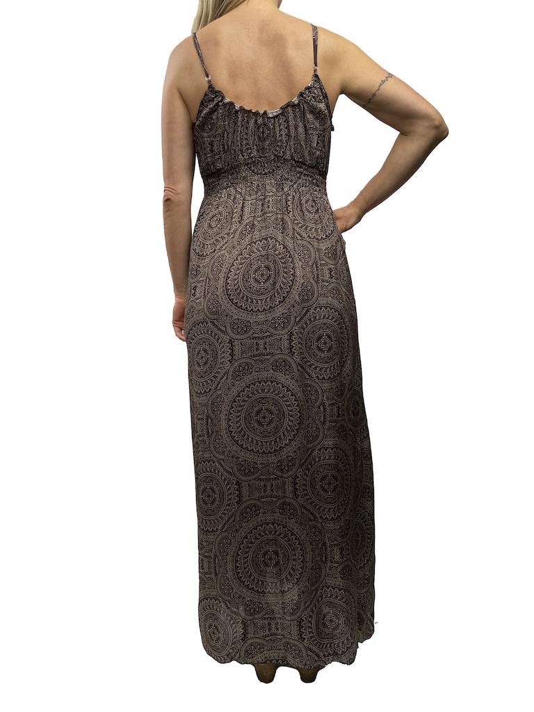 Zahara Whimsical Maxi Dress, India Dreams