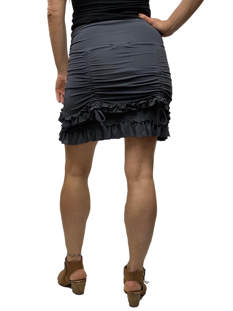 Gypsy Chic Kamala Ruffle Skirt