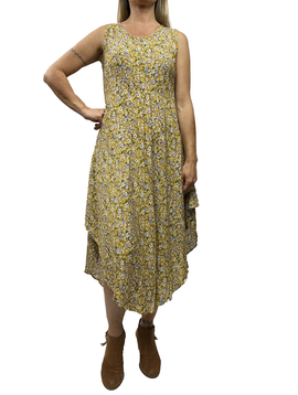 Zahara La Patricia Dress, Flower Fields