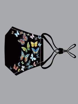 JC Sunny Butterflies Cotton Mask