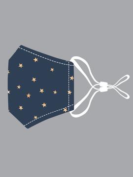 Stars Cotton Mask