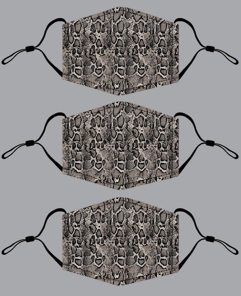 JC Sunny Snake Cotton Mask