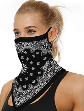 Breathable Face Bandana