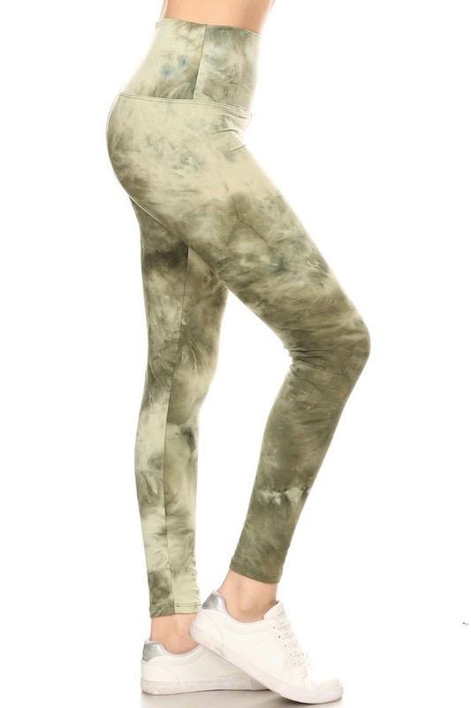 Green Envy Legging