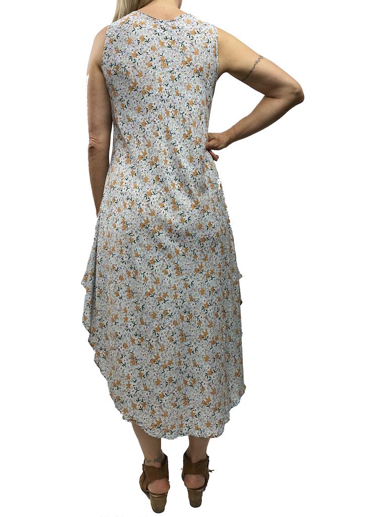Zahara La Patricia Dress, Flower Fields