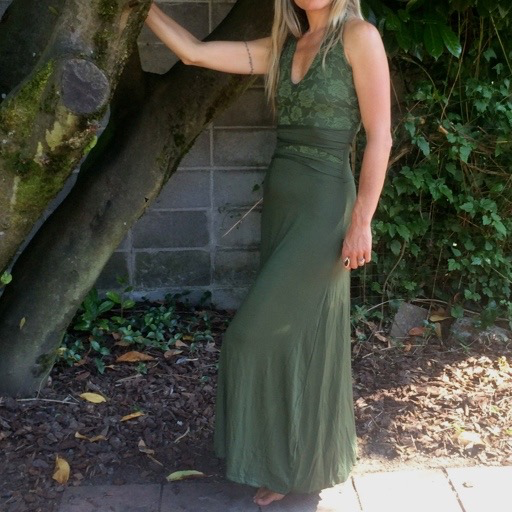 Gypsy Chic Shala Goddess Maxi