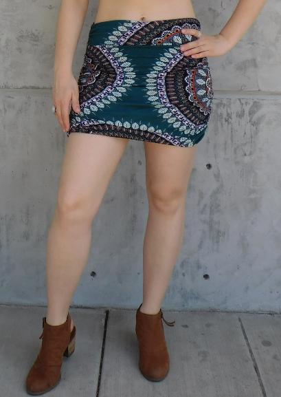 Gypsy Chic Bayla Skirt, Ankara