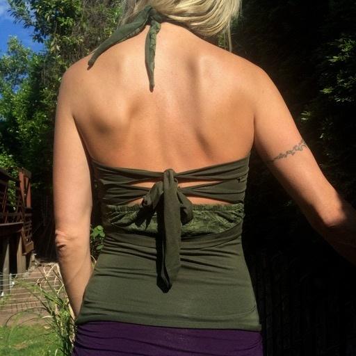 Gypsy Chic Shala Goddess Top