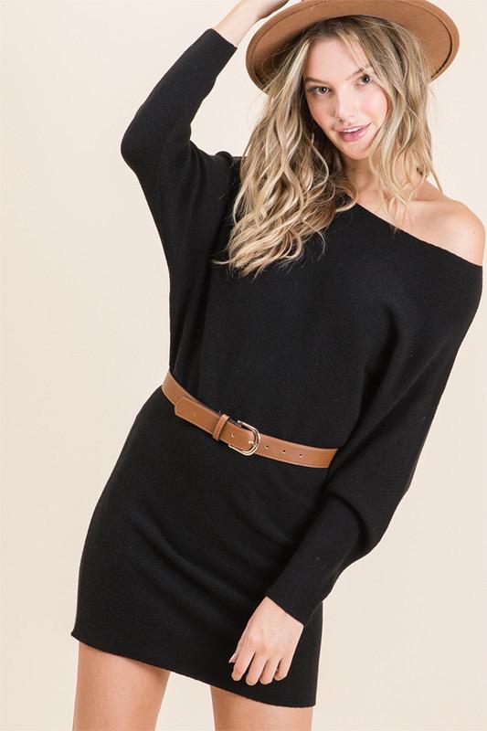 Little Lounge Sweater Dress