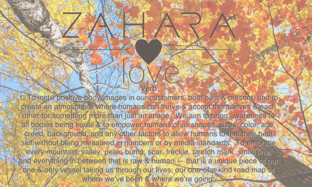 Zahara Love - Fall