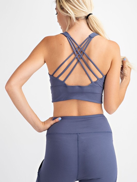 Rae Cross Back Sport Bra
