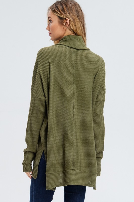 Maggie Turtleneck Tunic