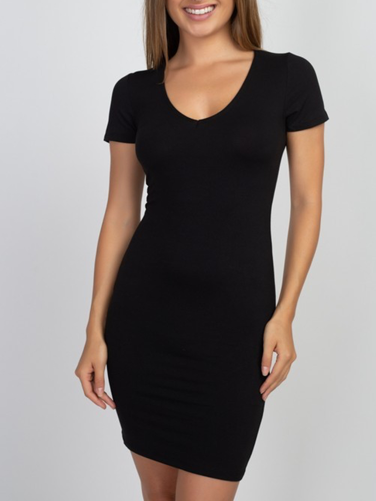 Upmost BodyCon Sleeveless Layering Dress