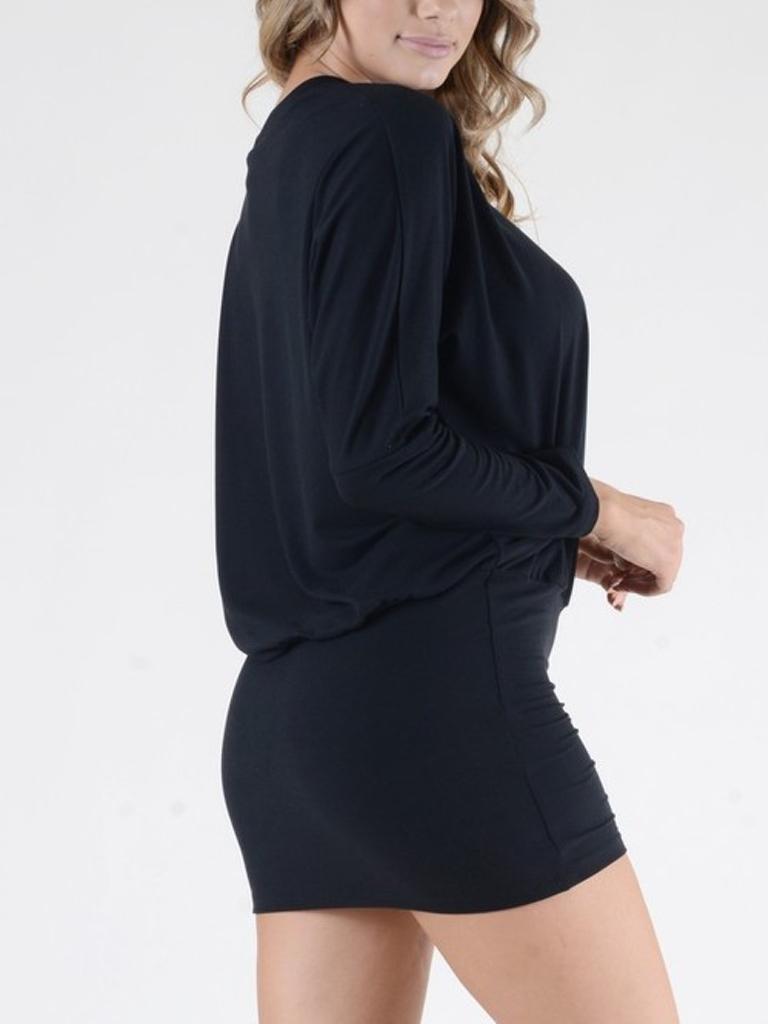 Yelete Basic Layering Dress/Shirt