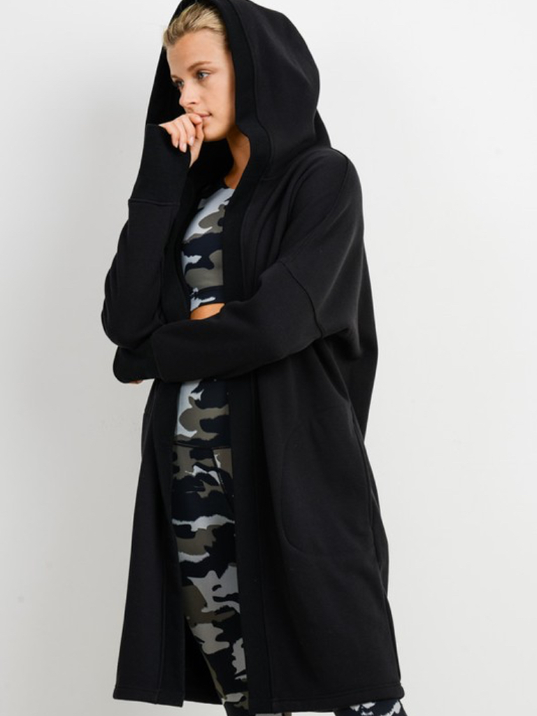 Mono B Manzanita Black Hoodie