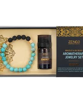 BOPS Aromatherapy Turquoise Energy Set