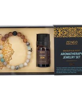 BOPS Aromatherapy Amazonite Zen Set