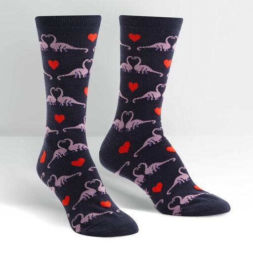 Happy You Exist Women's Crew Socks
