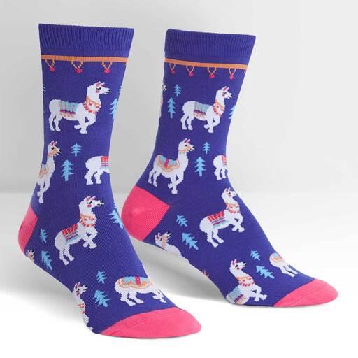 ¿Cómo Te Llamas? Crew Socks