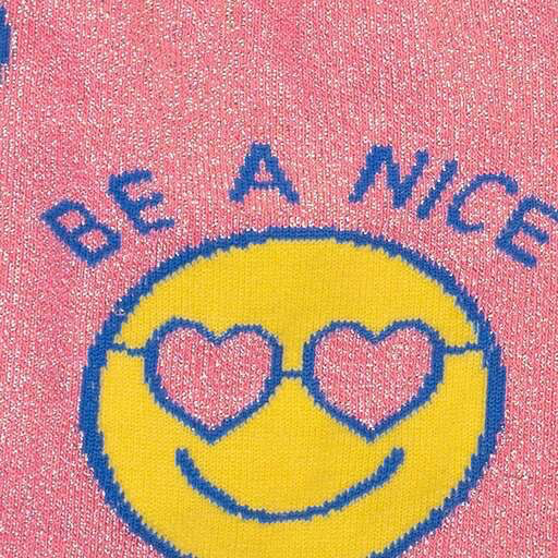 Be A Nice Human Women's Crew Socks