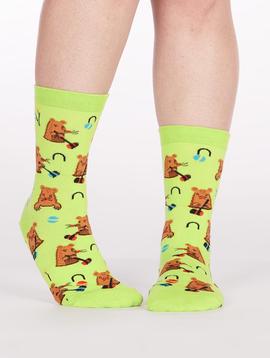 Whack-a-Mole Crew Socks