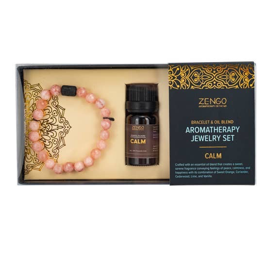 BOPS Aromotherapy Rose and Zen Set