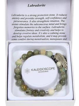 Kaleidoscope Labradorite Bracelet