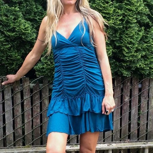 Gypsy Chic Fire Thrower Dress