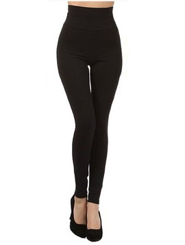 High Waisted Fleecy Leggings