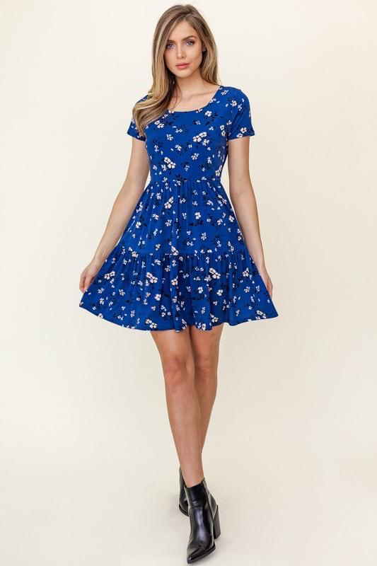 Kira Babydoll Dress