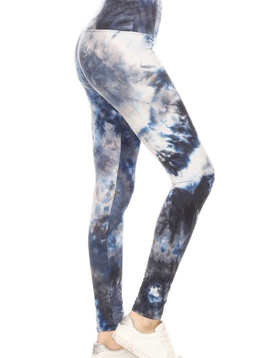 Blue Ray Trance Legging
