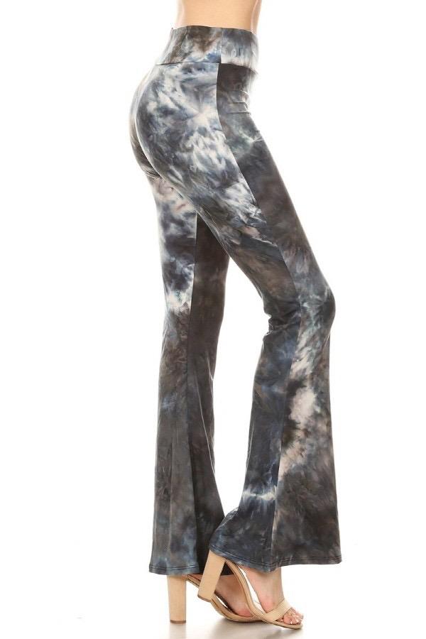 Silver Geo Legging